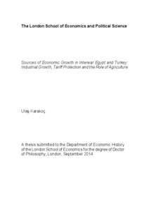 a comparison of the economic development of turkey and egypt Economic indicators for egypt including actual values, historical data, and   provided by deserts to the east and west, allowed for the development of one of  the.