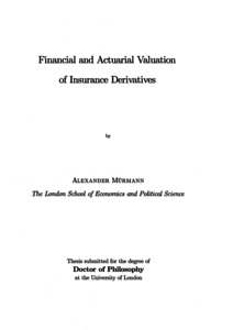 Phd thesis in finance management