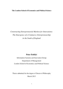 The Environmental Implications of Electronic Commerce � The
