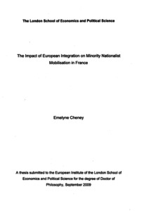 The Economics Of European Integration Pdf